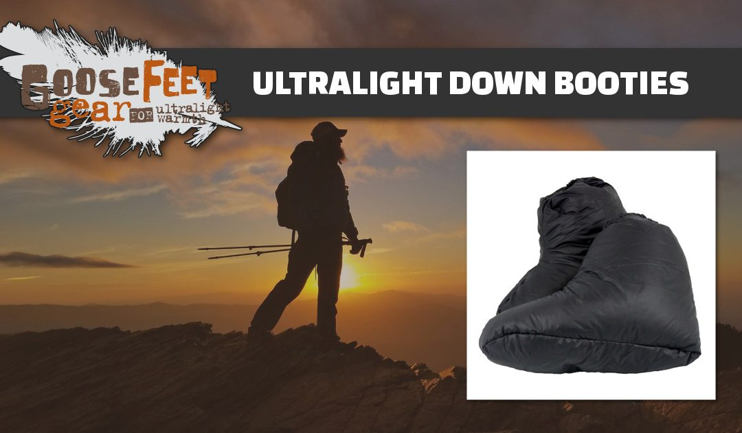 Down Booties For Backpacking